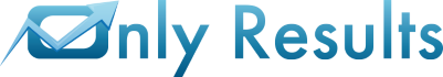 Only Results Logo